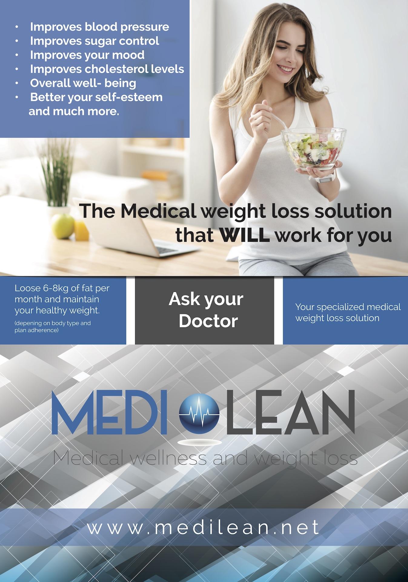 Medi-Lean Weight Loss Health Synchrony